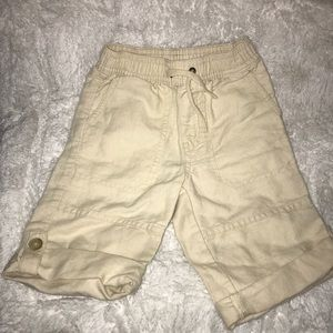 Janie and Jack button up pants 12-18m